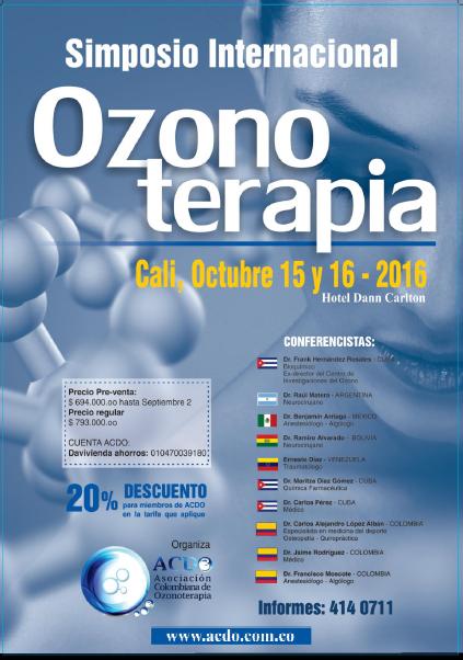 CONGRESO OZONO COLOMBIA